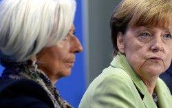Меркель и Лагард выставили Порошенко ультиматум
