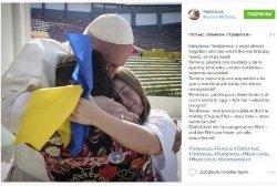 Папа Римский обрадовал патриотов Украины