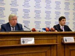 Бывший заместитель генерального прокурора Украины не претендует на место Виктора Шокина