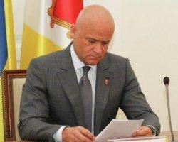Скандальний мер Одеси виявився біднішим за заступника Кличка