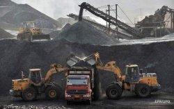 В Украине растет добыча угля