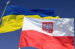 Украина и Польша ввели режим открытого неба