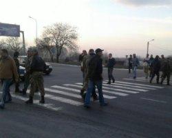 В Одесі через прокурора перекрили трасу на Київ