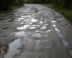 Ремонту потребують 97% українських доріг