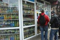 Пьянству бой: в столице официально запретили продавать алкоголь в киосках