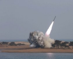 КНДР випробувала новий двигун для балістичної ракети