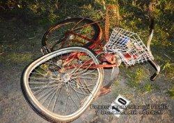 Волынь: иностранец на иномарке сбил насмерть велосипедиста