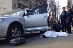 Расстрел бизнесмена в Киеве: новые подробности