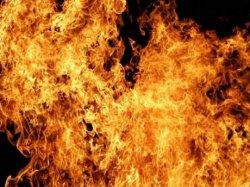 В Житомирской области на пожаре погибла женщина