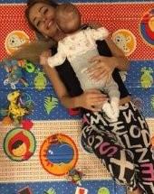 Звезда «Универа» сфотографировалась с подросшей дочкой
