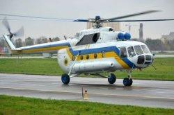 К поискам рыбака спасатели привлекли вертолет