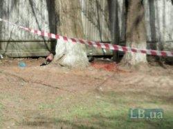 В столице прохожие нашли труп в одеяле