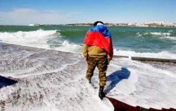 Украина отправила РФ ноту из-за нефтяного пятна в Черном море