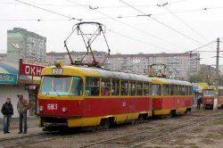 ЧП в Харькове: трамвай переехал мужчину