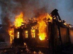 Под Киевом в пламени пожара погибла женщина