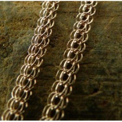 Ювелирные украшения: золотые цепочки