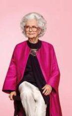 100-летняя женщина снялась для Vogue