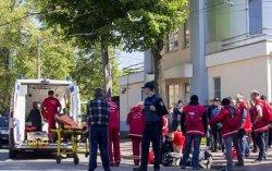В Одессе возле Куликова поля умер мужчина
