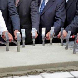 В Украине выпустили рекордное количество бетона