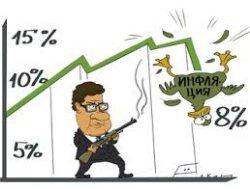 Потребительская инфляция в 2016 году прогнозируется на уровне 13,5% - Минэкономразвития