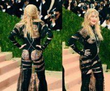Мадонна шокировала фанатов экстравагантным образом