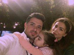 Ани Лорак показала милое семейное селфи с отдыха в Турции