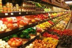 На украинских рынках резко упали цены на овощи и фрукты