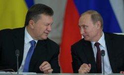 Путин спонсировал подавление Евромайдана