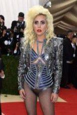 Lady GaGa шокировала публику новым нарядом