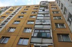 Винница: 28-летний мужчина прыгнул с крыши девятиэтажки