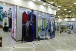 В России скрывают кризис за витринами… нарисованных магазинов!