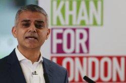 Выборы мэра Лондона. Лидирует мусульманин