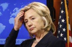 Хиллари Клинтон может выбыть из президентской гонки