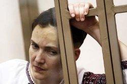 Адвокат рассказал, как чувствует себя Савченко