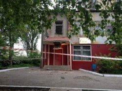 ЧП на Донетчине: неизвестный обстрелял здание миграционной службы из гранатомета