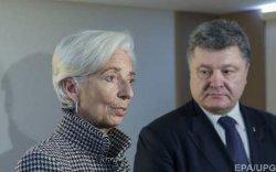 МВФ перечислил главные задачи украинских властей