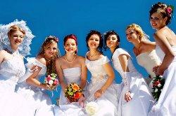 В Херсоне планируют установить свадебный рекорд