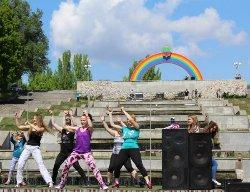В Запорожье продолжается фестиваль Spring Fest