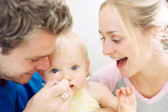 Руководство по детскому питанию: 0-12 месяцев