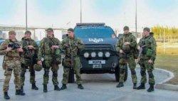 Спецназовцы «КОРД» приняли присягу в Киеве