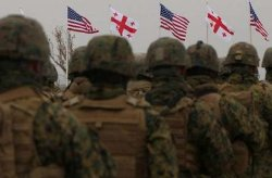 Масштабные военные учения США и Грузии взбудоражили Россию