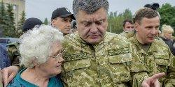 Родственники невестки Порошенко поддержали аннексию Крыма