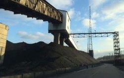 Украина официально покупает уголь из Донбасса