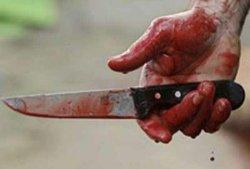 На Хмельнитчине женщина зарезала своего мужа