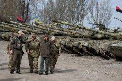 Геращенко озвучила условия амнистии для боевиков