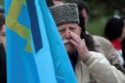 В Евпатории российские силовики задержали 25 крымских татар