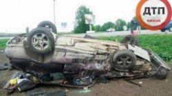 В Хмельницкой области столкнулись две легковушки: есть жертвы
