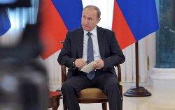 Страхи Путина растут в связи с углублением кризиса - The Financial Times