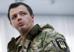 Семенченко резко раскритиковал Порошенко