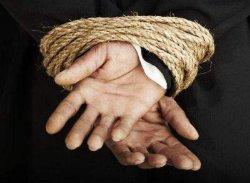 В Киеве средь бела дня похитили мужчину